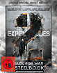 The Expendables 2 (Limited Special Uncut Edition) (Limited Steelbook Edition) Blu-ray