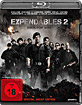 The Expendables 2 - Special Uncut Edition Blu-ray