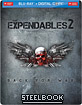 The Expendables 2 - Steelbook (Blu-ray + Digital Copy + UV Copy) (Region A - CA Import ohne dt. Ton)