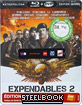 The Expendables 2 - Steelbook (Edition Speciale FNAC) (Blu-ray + DVD) (FR Import ohne dt. Ton)