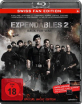 The Expendables 2 - Swiss Fan Edition (CH Import) Blu-ray