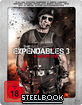 The Expendables 3 - A Man's Job (Extended Director's Cut) (Limited Lenticular Steelbook Edition) (Blu-ray + UV Copy) Blu-ray