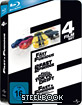 The Fast and the Furious (1-4) - The Collection (Limited Edition Steelbook)