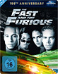 The Fast and the Furious (100th Anniversary Steelbook Collection) Blu-ray