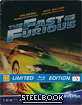 The Fast and the Furious - Steelbook (FI Import) Blu-ray