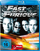The Fast and the Furious Blu-ray