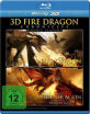 The Fire Dragon Chronicles 3D + The Fire Dragon Chronicles: Dragon Quest 3D (Doppelset) (Blu-ray 3D) Blu-ray