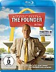 The Founder (2016) (Blu-ray + UV Copy)