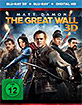 The Great Wall 3D (Blu-ray 3D + Blu-ray + UV Copy) Blu-ray