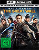 The Great Wall 4K (4K UHD + Blu-ray + UV Copy) Blu-ray