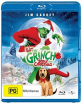 Dr. Seuss' How The Grinch Stole Christmas (AU Import) Blu-ray