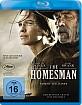 The Homesman (2014) Blu-ray