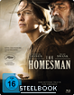 The Homesman (2014) (Limited Edition Steelbook) Blu-ray