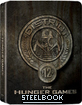 "The Hunger Games - Steelbook (Covervariante ""Exclusive District 12 "") (Region A - CA Import ohne dt. Ton)"
