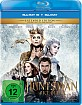 The Huntsman & the Ice Queen 3D (Blu-ray 3D + Blu-ray + UV Copy)