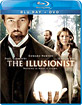 The Illusionist (2006) (Blu-ray + DVD) (Region A - US Import ohne dt. Ton) Blu-ray