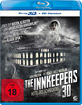 The Innkeepers - Hotel des Schreckens 3D (Blu-ray 3D) Blu-ray