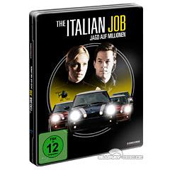 The Italian Job Jagd Auf Millionen Limited Futurepak Edition Blu