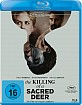 The Killing of a Sacred Deer Blu-ray