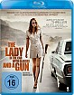 The Lady in the Car with Glasses and a Gun (2015) Blu-ray