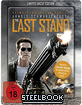 The Last Stand (2013) - Uncut Lenticular Steelbook Edition Blu-ray