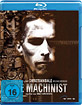 The Machinist (2004) Blu-ray