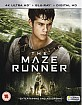 The Maze Runner (2014) 4K (4K UHD + Blu-ray + UV Copy) (UK Import ohne dt. Ton)