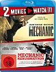 The Mechanic (2011) + Mechanic: Resurrection (Doppelset) Blu-ray