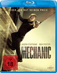 The Mechanic (2011) Blu-ray