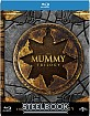 The Mummy (1-3) Trilogy - Zavvi Exclusive Limited Edition Steelbook (UK Import)