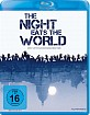 The Night Eats the World Blu-ray