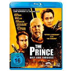 The Prince - Only God Forgives Blu-ray - Film-Details