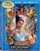 The Princess and the Frog - Ironpak (Region A - CA Import ohne dt. Ton)