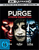 The Purge (3-Movie Collection) 4K (4K UHD + Blu-ray + UV Copy) Blu-ray