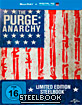 The Purge - Anarchy - Limited Edition Steelbook (Blu-ray + UV Copy), neuwertig, fehlerfrei, Innenprint