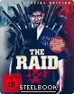 The Raid 1 + 2 (Limited Edition Steelbook) Blu-ray