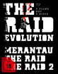 Merantau + The Raid 1 + 2 (The Raid Evolution Collection) Blu-ray