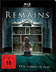 The Remains (2016) Blu-ray