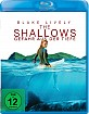 The Shallows - Gefahr aus der Tiefe (IT-Import o. dt. Ton)