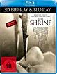 The Shrine (2010) 3D (Blu-ray 3D) Blu-ray