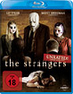 The Strangers - Unrated Version Blu-ray