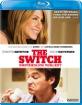 The Switch - Umständlich verliebt (CH Import) Blu-ray