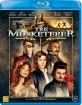 De Tre Musketerer (2011) (DK Import ohne dt. Ton) Blu-ray