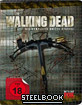 The Walking Dead - Die komplette dritte Staffel (Daryl Armbrust Jumbo Steelbook) Blu-ray