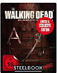 The Walking Dead - Die komplette fünfte Staffel (Limited Edition Weapon Steelbook) Blu-ray