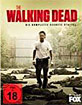 The Walking Dead - Die komplette sechste Staffel (inkl. Sticker Set Edition) Blu-ray