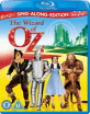 The Wizard of Oz (UK Import) Blu-ray