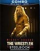 The Wrestler - Steelbook (Blu-ray + DVD Edition) (Region A - CA Import ohne dt. Ton) Blu-ray