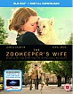 The Zookeeper's Wife (2017) (Blu-ray + UV Copy) (UK Import ohne dt. Ton) Blu-ray