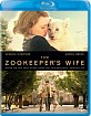 The Zookeeper's Wife (2017) (Blu-ray + DVD + UV Copy) (US Import ohne dt. Ton) Blu-ray